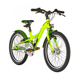 s'cool XXlite 20 3-S alloy Kids lemon matt